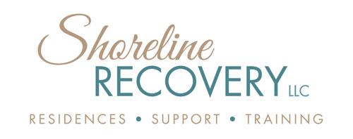 Shoreline Recovery Logo